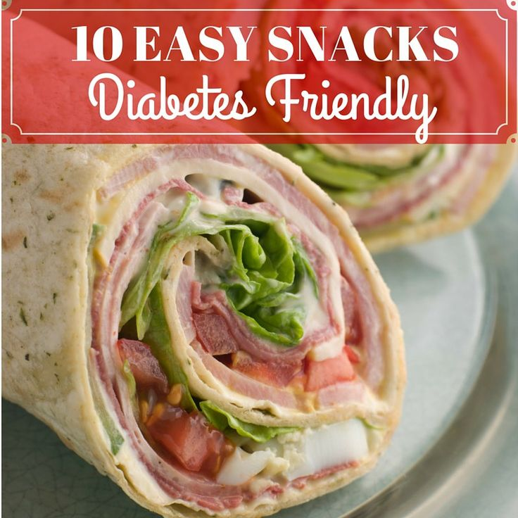 10 Late Night Diabetes Friendly Snacks
