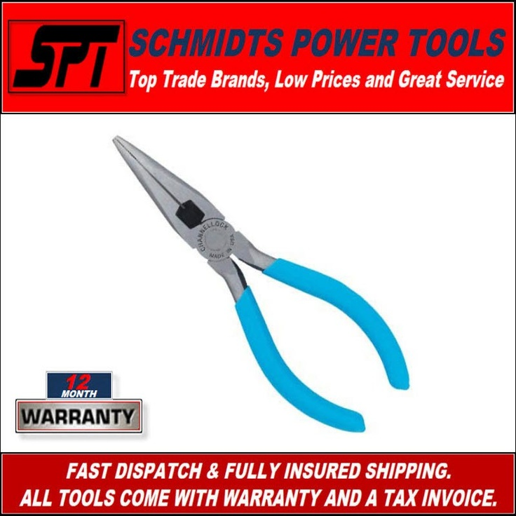 Channellock makes such a big range of the best pliers and hand cutting tools available.  They make a great gift for the man who has everything.