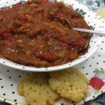 Vegetarian Crockpot Chili: Vegetarian Chili