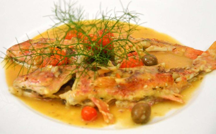 Triglie alla Vernaccia #ricettedisardegna #sardegna #sardinia #food #recipe #cucinasarda