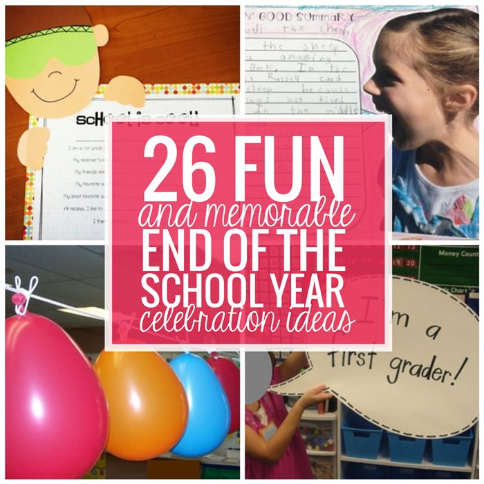 Classroom Celebration Ideas ~ Best images about first and last days of school on
