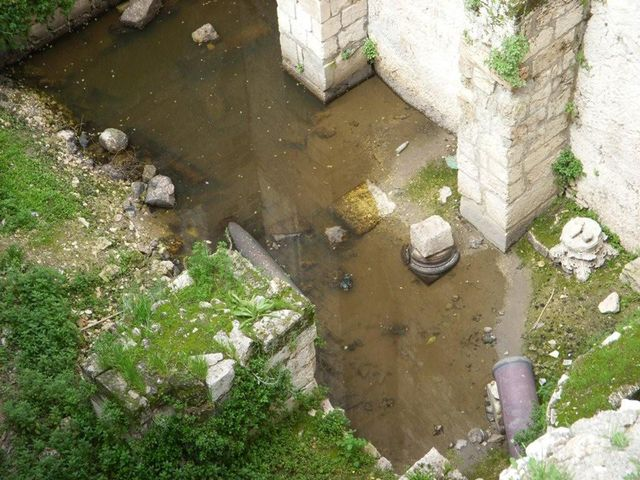 Israel Tour Pictures: Pool of Siloam