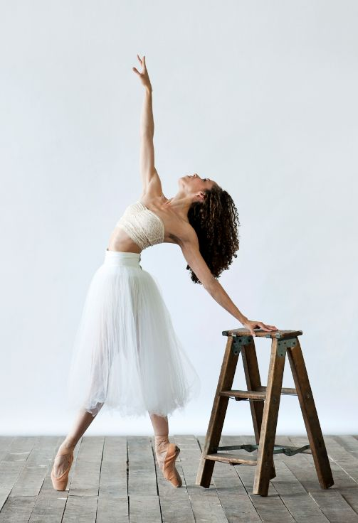 Jordana Daumac of the National Ballet of Canada