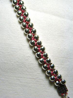 perles de métal