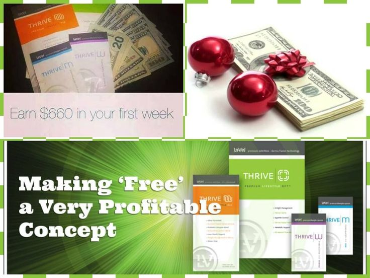 Making Free a Very Profitable Concept LeVel! Fasted