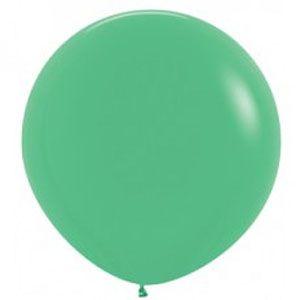 Büyük balon, jumbo balon, yeşil balon,doğum günü partisi, parti malzemeleri, doğum günü süslemeleri, doğum günü kutlaması,