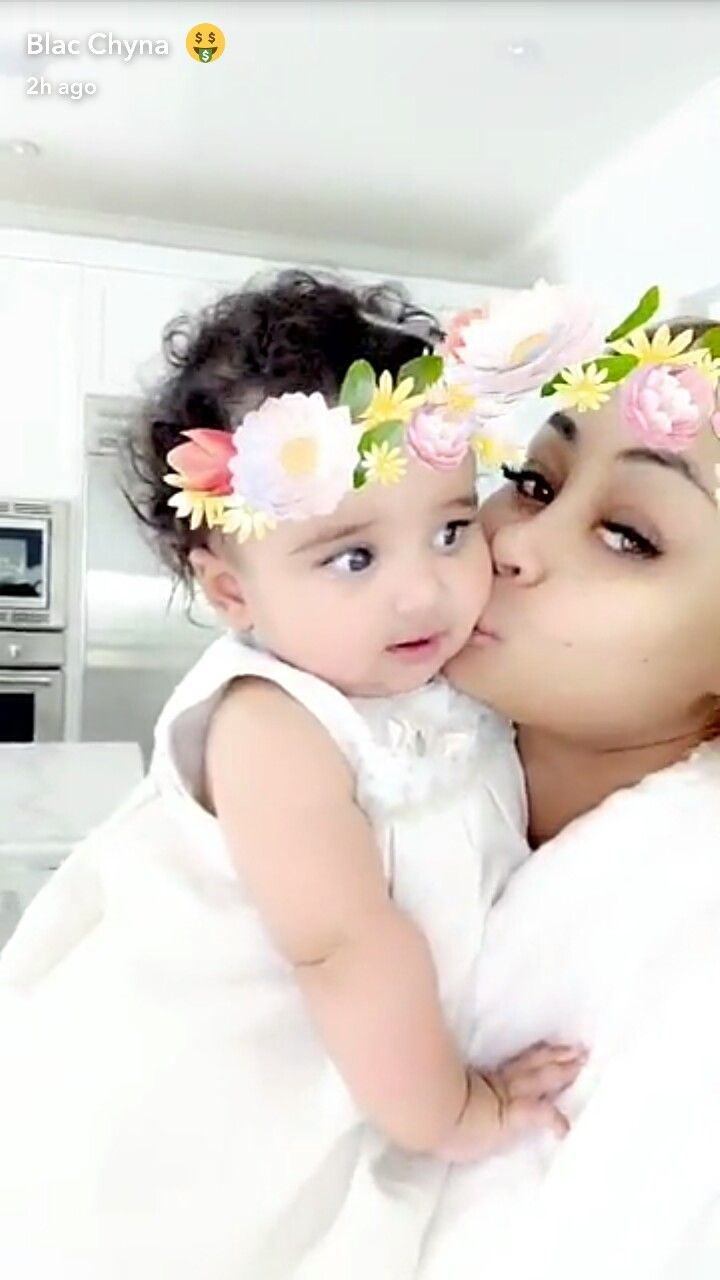 Blac chyna Mothers day