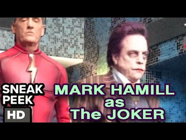 Mark Hamill As The Joker In The Flash CW Season 3 The Trickster Batman - Video --> http://www.comics2film.com/mark-hamill-as-the-joker-in-the-flash-cw-season-3-the-trickster-batman/  #TheFlash