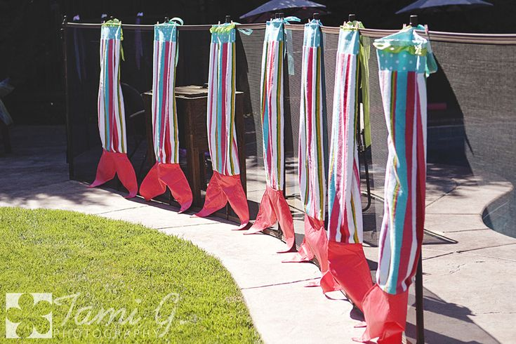Mermaid Birthday Party - Kara's Party Ideas - The Place for All Things Party