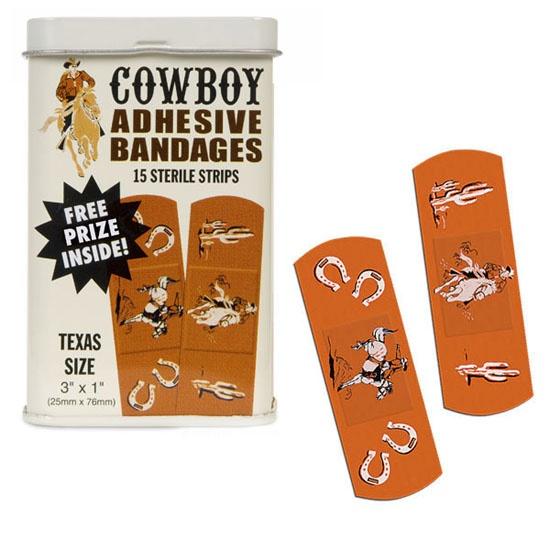 Cowboy Plåster