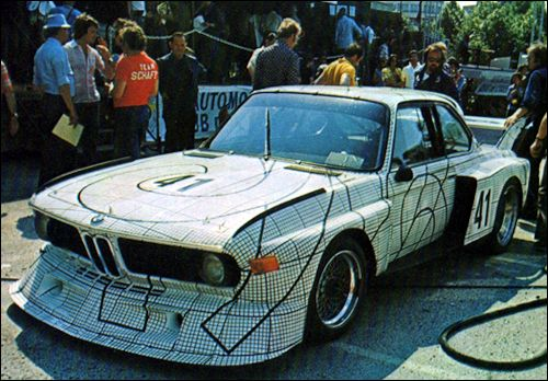 hughes de fierlandt | BMW 3.0 CSL Turbo 3200 cm³ (Brian Redman / Peter Gregg) by BMW ...
