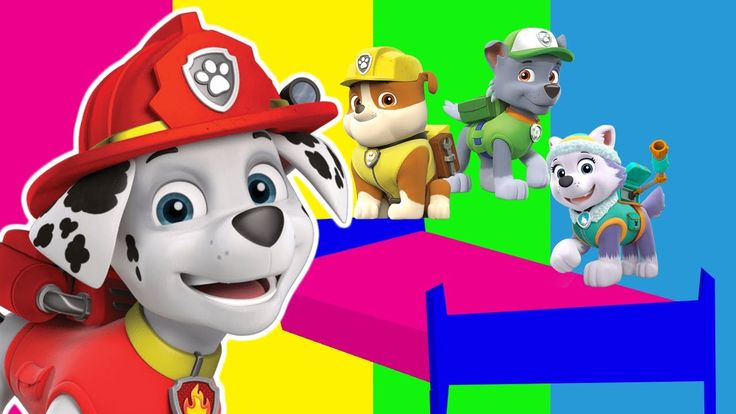 Five Little Paw Patrol Jumping on the Bed Share this video: https://www.youtube.com/watch?v=DJhv5TOMTE8 Subscribe now for new Nursery Rhymes: http://www.yout...