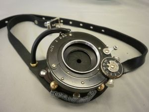 Old Camera Lens Monocle
