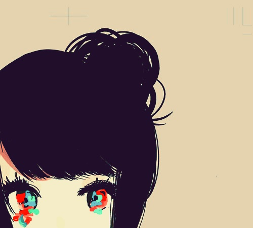 Anime Girl | Anime * Manga | Pinterest | I love, Eyes and ...