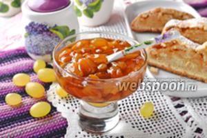 Варенье из винограда кишмиш