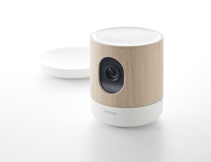Withings Home Security Camera Is Also An Environmental Monitor and Diary All in…