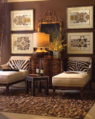 Living room interior design ideas and home decor by John Richard Website | John Richard Mades A Difference