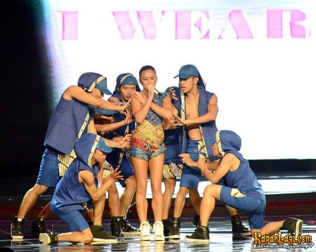 Panasonic Gobel Awards 2014 Performance #AGNEZMO #PGA2014 #AGNEZMOCokeBottle @AGNEZ MO