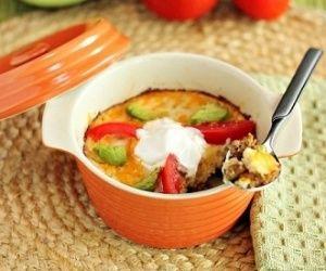 Grain Free Nacho Pot Pie Recipe   Paleo inspired, real food