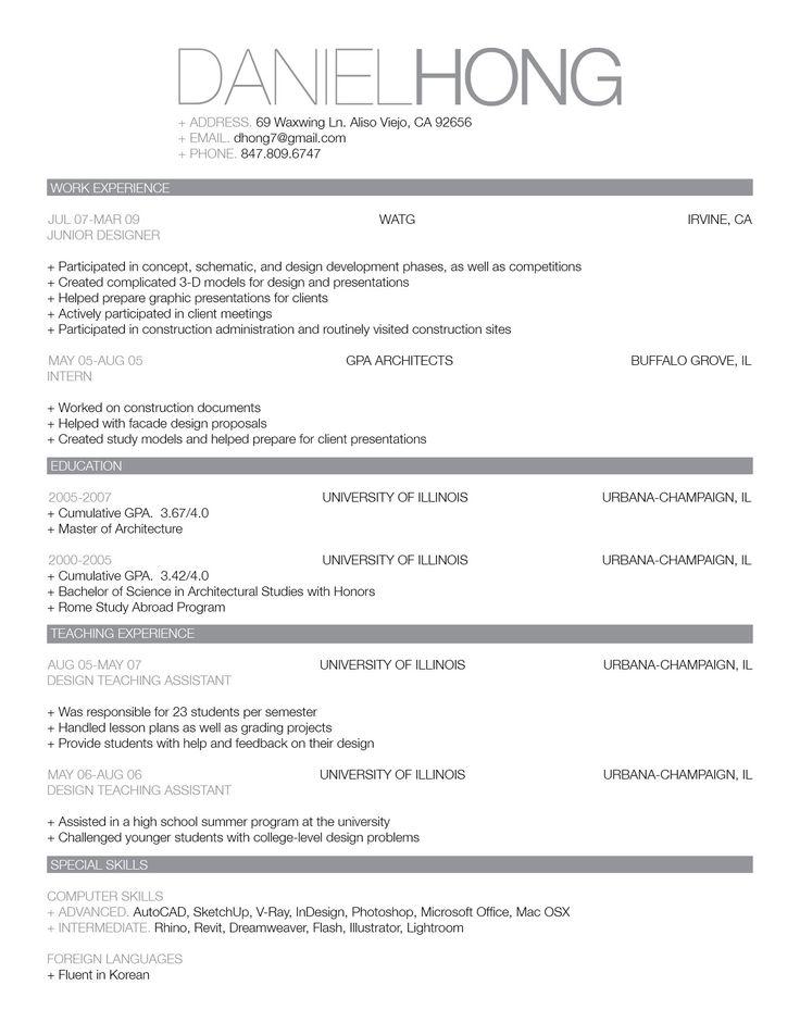 the power of good design blog entry 13 best resume templateresume - Best Template For Resume