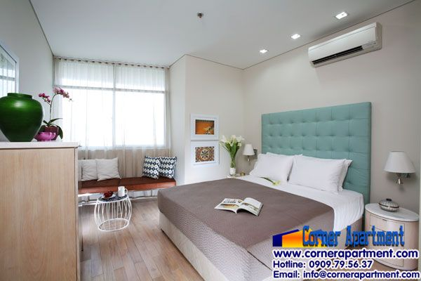 1x1.trans City Garden Apartment for rent 1 bedroom fully furnished