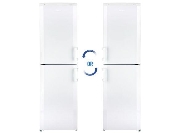 60x185 LXD6155 dispenser, porta reversibile scomparto 0gradi