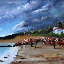 Art Lover Place - 'La Grière La Tranche Sur Mer (Peinture) par Dominique Serusier