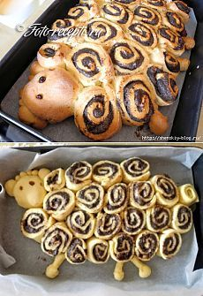 Cinnamon roll sheep