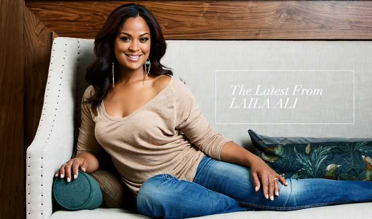 Laila Ali Nude - Naked Pics and Sex Scenes at Mr Skin