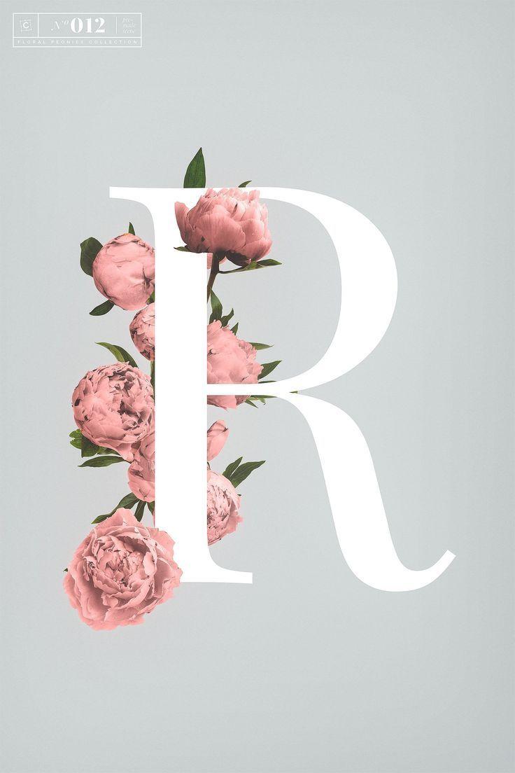 Floral Peonies Collection von Román Jusdado auf dem Kreativmarkt #ideas #creative …   – Design: Concept