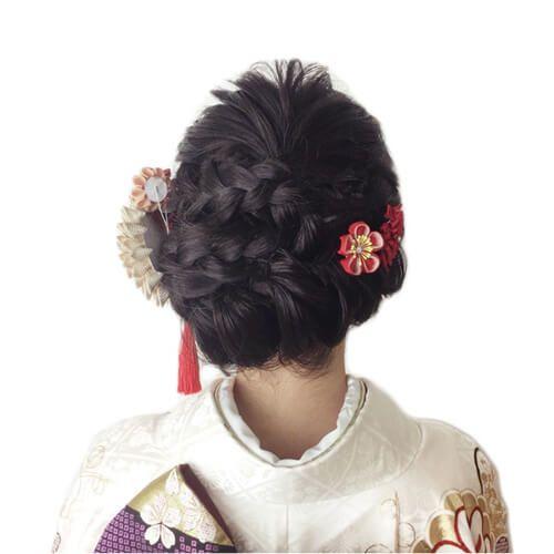 成人式 振袖 髪型 ロング【2019】