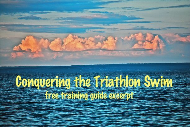 Olympic Triathlon Training: Dealing with the Swim, Part 3
