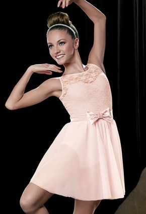 Weissman™ | Bow Accent Lace Day Dress