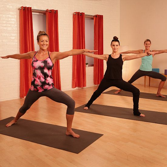 Unwind With This 10-Minute Vinyasa Yoga Flow