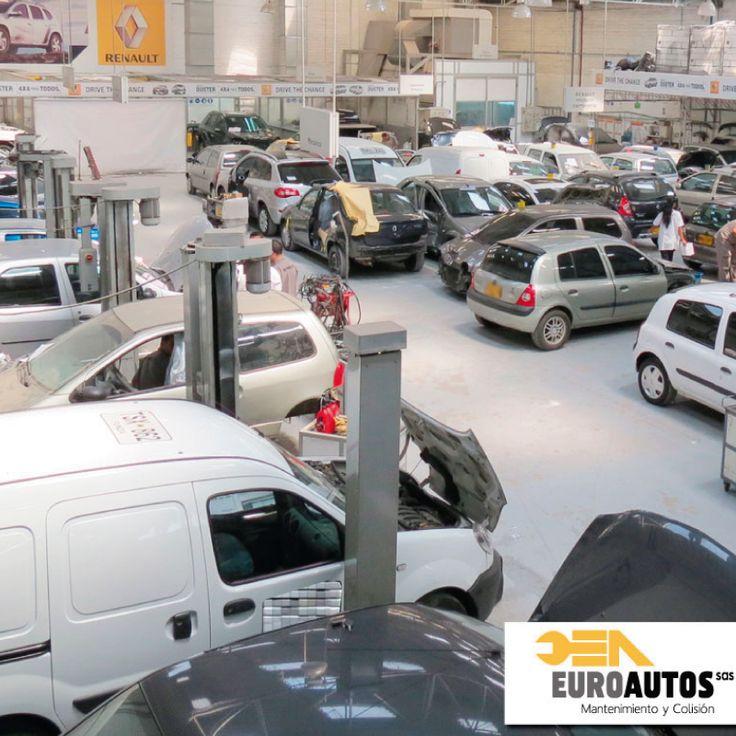 Para que tu #Renault mantenga el nivel de calidad en cuanto a seguridad, comodidad y prestaciones, debes realizar las operaciones de mantenimiento solo en la red Renault, ven a nuestro taller para ofrecerte el mejor servicio, calle 16 # 45 164, Medellín tel: (4) 3122929 #EuroautosRenault