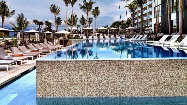 Hawaii rejse: Blue Hawaii: Paradis de luxe