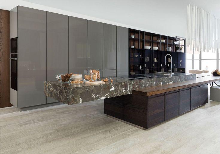 Meubles de cuisine. La cuisine est sans aucun doute l�un des espaces les plus importants de la maison, elle constitue le centre n�vralgique de la vie familiale