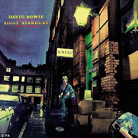 David Bowie: Ziggy Stardust and the Spiders From Mars