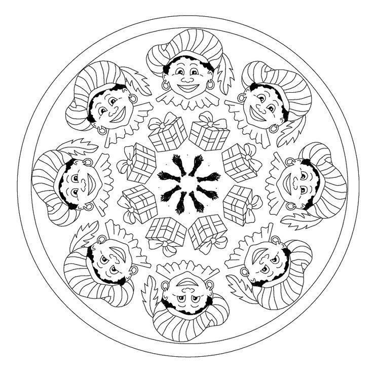 * Mandala: Pietenkring!