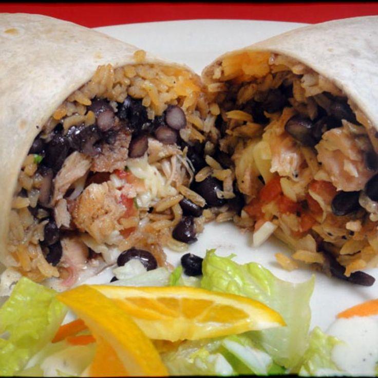 R & B Burrito - S&N Gourmet Burritos - Zmenu, The Most Comprehensive Menu With Photos