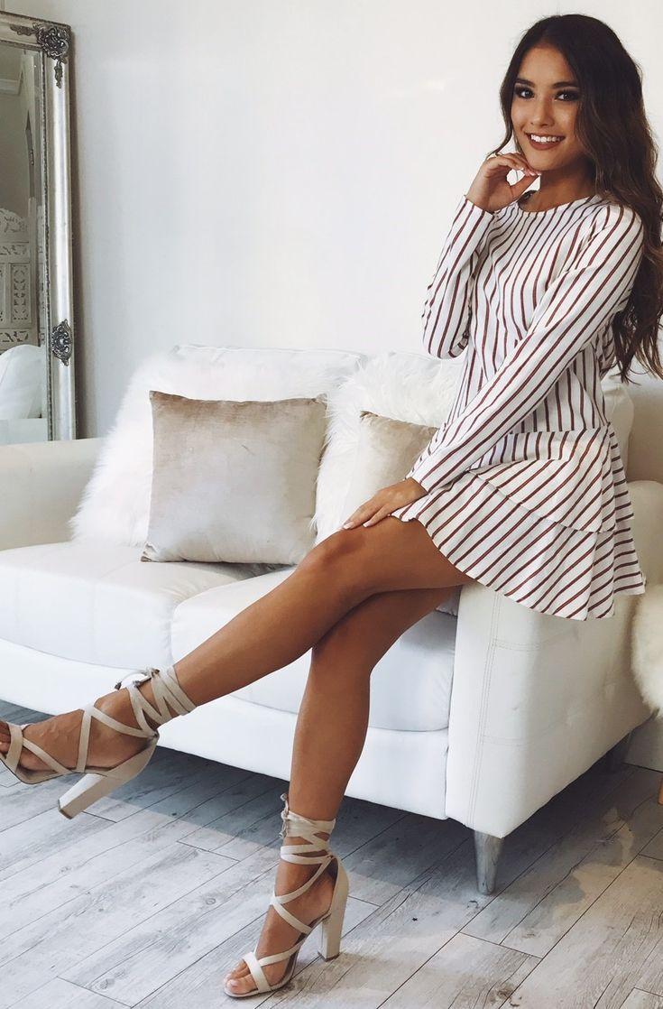 Obsessing over stripes!