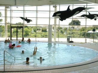 La piscine municipale Amphitrite de Saint Jean de Vedas