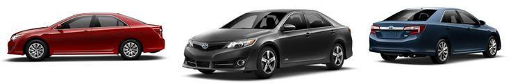 Toyota Camry 2014.5 Mid-Size Sedan | Hybrid & Mid-Size Cars