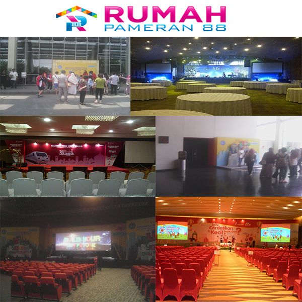 PRODUCTION • BOOTH • BACKDROP • STAGE • EVENT • CUSTOM DISPLAY