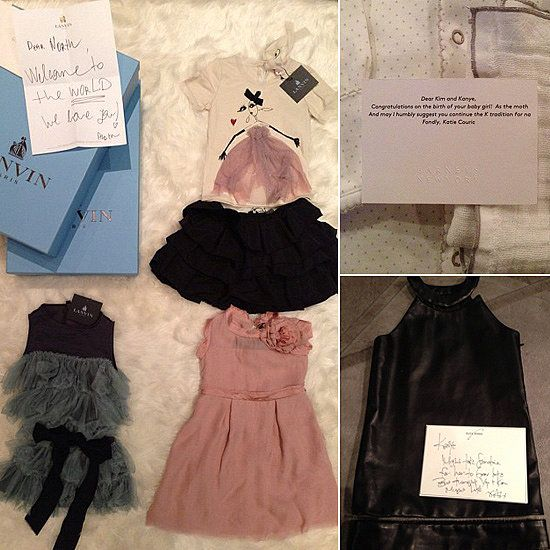 North West's Designer Baby Clothes