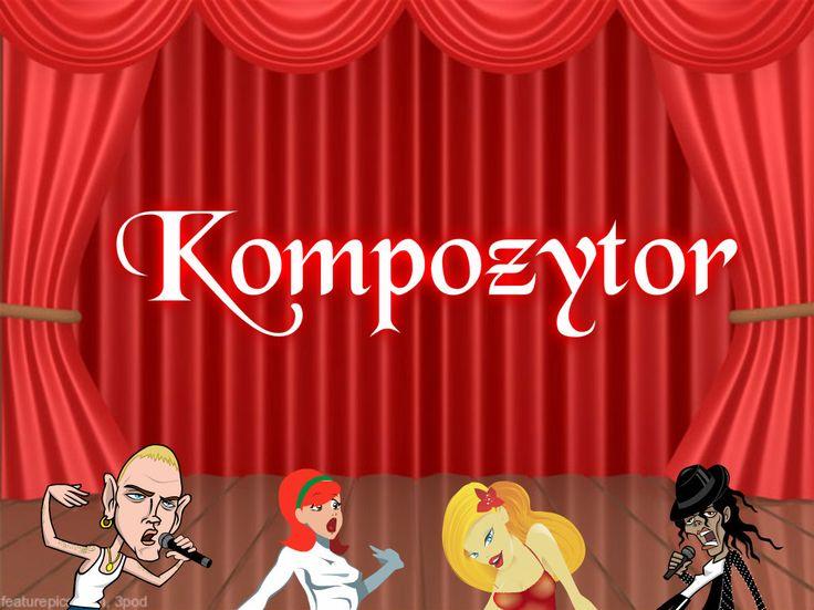 Słowniczek pojęć związanych z teatrem » Sobieradzikowe