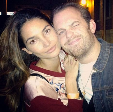 Lily Aldridge Throws Husband Caleb Followill a Surprise 31st Birthday Party! - Us Weekly