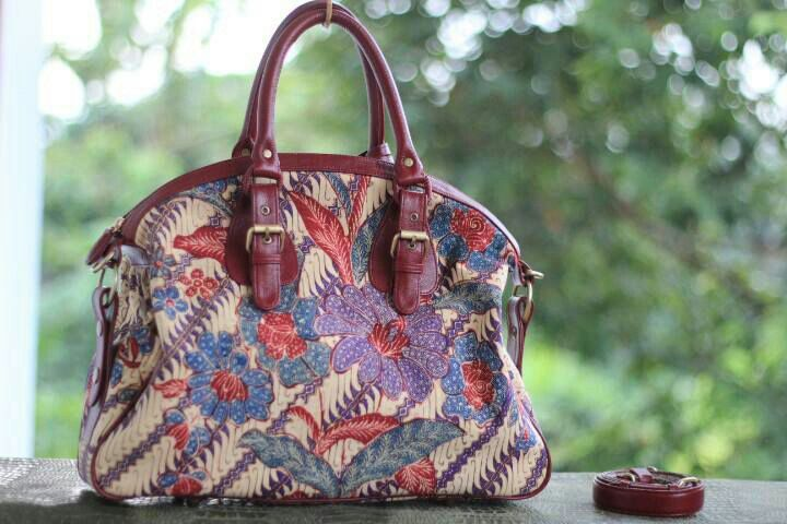 Bag batik indonesia