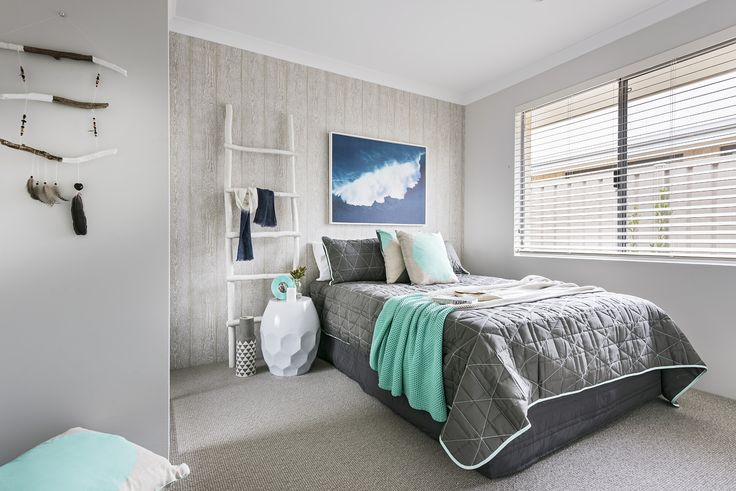 Homebuyers Centre Maverick Display Home Bedroom - Karnup, WA Australia