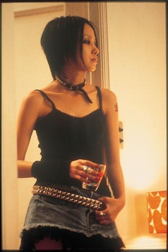 Mika Nakashima: Wicked fuckin' rock n' roll.